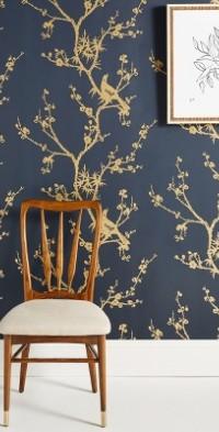 Cynthia Rowley Bird Watching Wallpaper