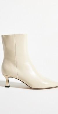 Lola Cruz Corina Leather Heeled Boots