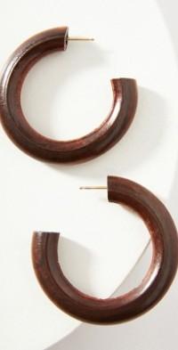 Sophie Monet Aebolado Huggie Hoop Earrings