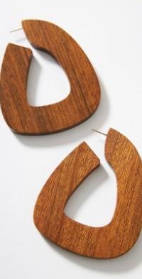 Sophie Monet Bell Hoop Earrings