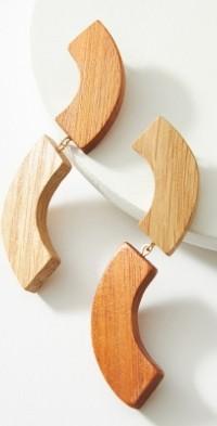 Sophie Monet Colombo Drop Earrings