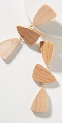 Sophie Monet Serra Drop Earrings