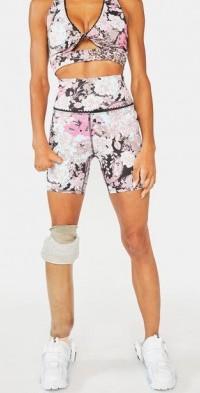 Fandango Paisley Bike Shorts