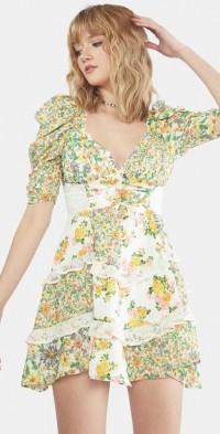 Rosalyn Mini Dress