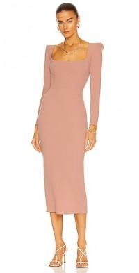 Carey Midi Dress