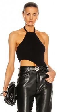 Jade Cutout Knit Bodysuit
