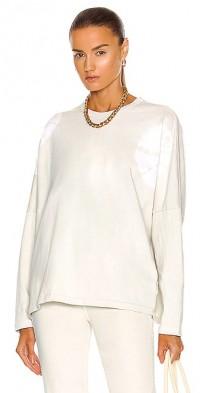 Karamatsu Double Jersey Long Sleeve Top