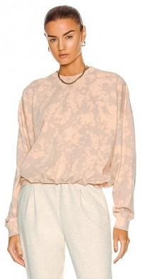 Motley Wide Sleeve Sweatshirt