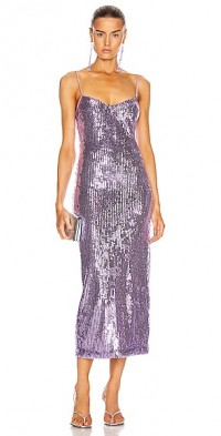 Mirrored Berlin Bustier Dress