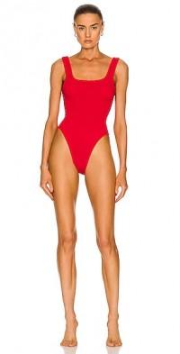 Square Neck Swimsuit