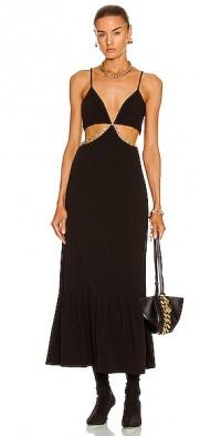 Ayla Midi Dress