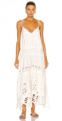 Juna Midi Dress