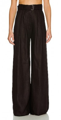for FWRD Wide Leg Pleated Pant