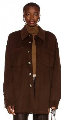 Oversized Martin Jacket