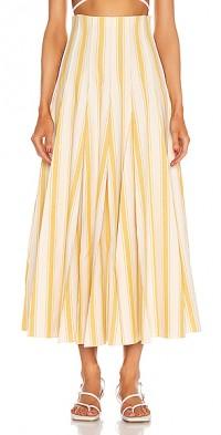 Million Pleat Skirt