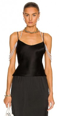 Pearl Camisole Top