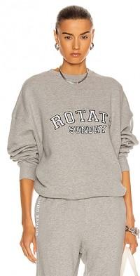 SUNDAY Iris Crewneck Sweatshirt