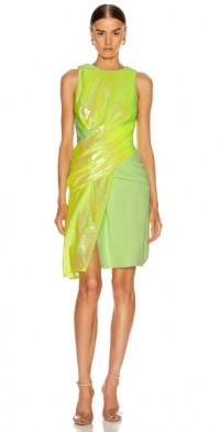 Quincy Wrapped Dress