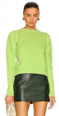 Simple Crew Sweater