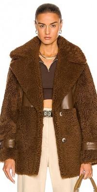 Icelandic Shearling Jacket