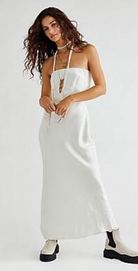 Citrus Sweetie Maxi Dress