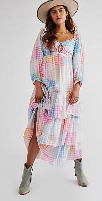 Aileen Smock Dress