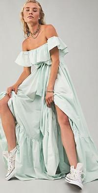 Selkie Romance Novel Dress