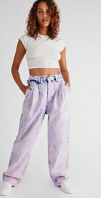 TheOpen Product Tie Dye Denim Pants