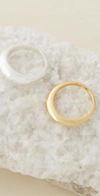 Lupin Ring Set