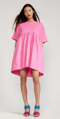 Bree Combo T Shirt Dress