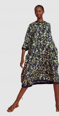 Oversized Tee Dress