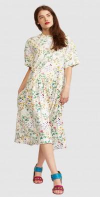 Valery Tee Combo Dress