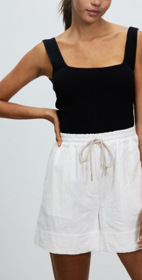 Frame Knit Top