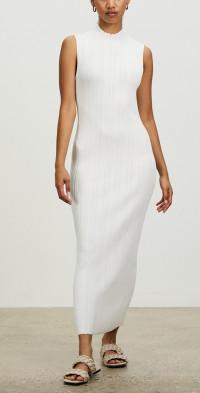 Pillar Knit Dress