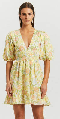 Catrina Mini Dress   ICONIC EXCLUSIVE