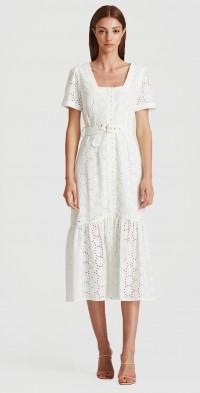 Isabella Midi Dress