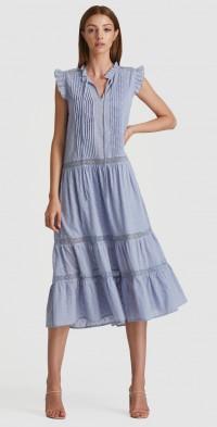 Mia Relaxed Midi Dress