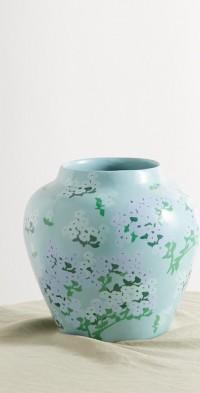 Small 24cm ceramic vase