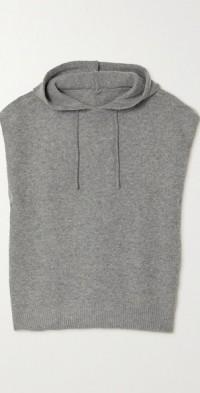Juno wool-blend hoodie