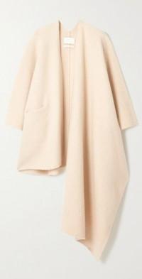 Cashmere-blend wrap
