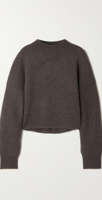 Laos organic cashmere sweater
