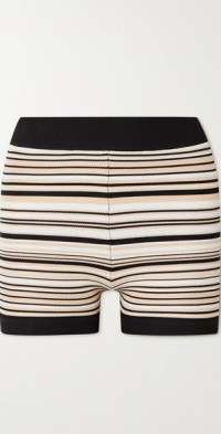 Lucid stretch organic cotton shorts