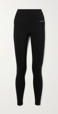 Printed stretch leggings