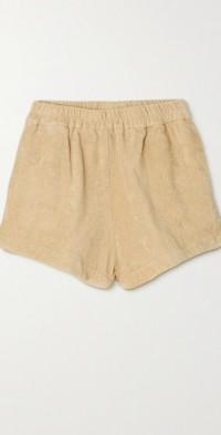Estate cotton-terry shorts