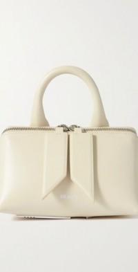 Friday mini leather shoulder bag