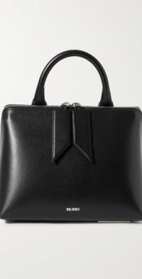 Monday leather tote