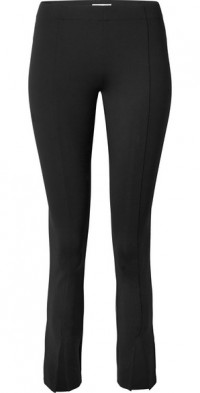 Thilde stretch-scuba slim-leg pants
