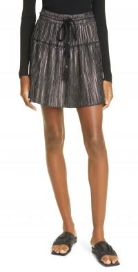 A.L.C. Carter Tiered Miniskirt
