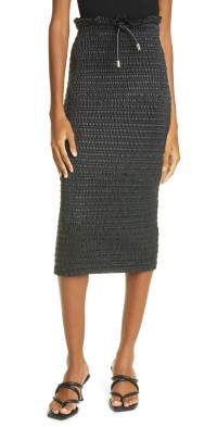 A.L.C. Jaclyn Faux Leather Skirt