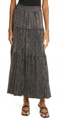 A.L.C. Thea II Pleated Skirt